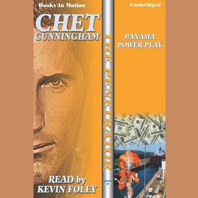 Panama Power Play Audiobook, by Chet Cunningham