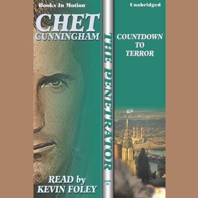 Countdown To Terror Audiobook, by Chet Cunningham