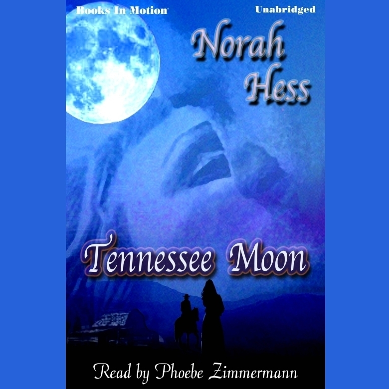 Printable Tennessee Moon Audiobook Cover Art