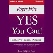 Yes You Can Audiobook, by Roger Fritz