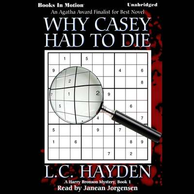 Why Casey Had To Die Audiobook, by L.C. Hayden