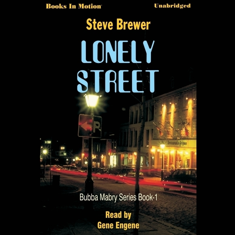 Printable Lonely Street Audiobook Cover Art