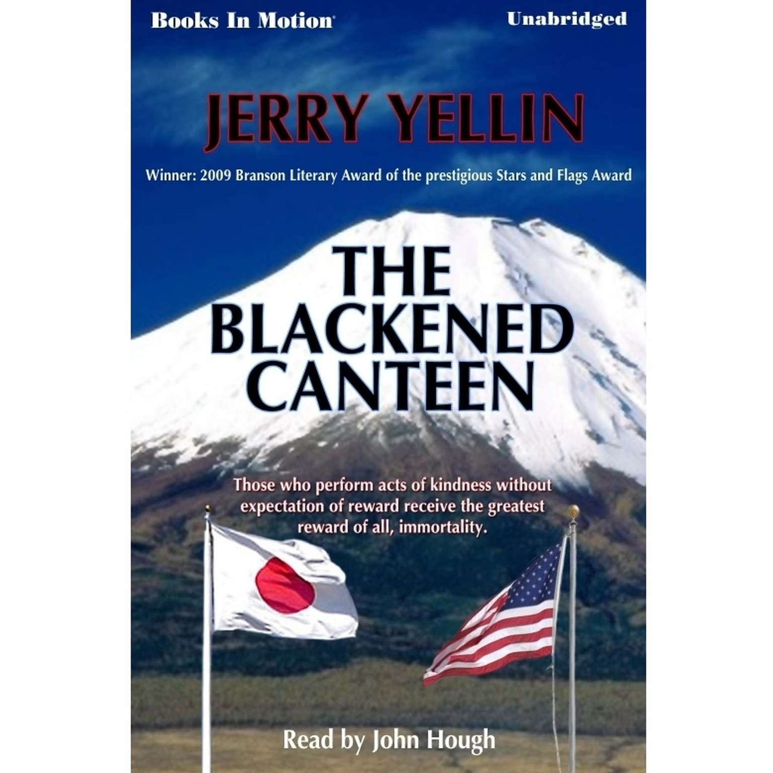 The Blackened Canteen Audiobook, by Jerry Yellin