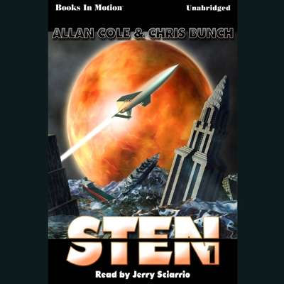 Sten Audiobook, by Chris Bunch