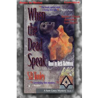 When The Dead Speak Audiobook, by S.D. Tooley