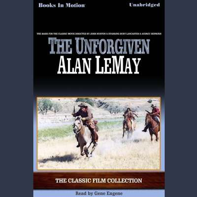 The Unforgiven Audiobook, by Alan LeMay