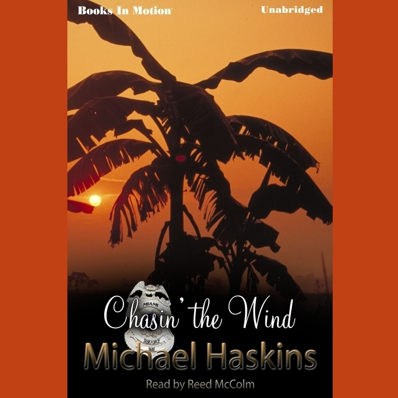 Printable Chasin' The Wind Audiobook Cover Art