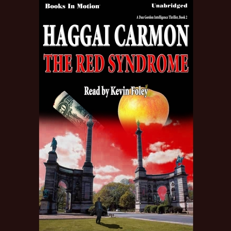 Printable The Red Syndrome Audiobook Cover Art