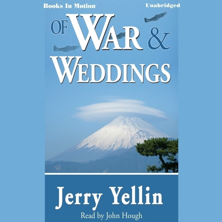 Printable Of War And Weddings Audiobook Cover Art
