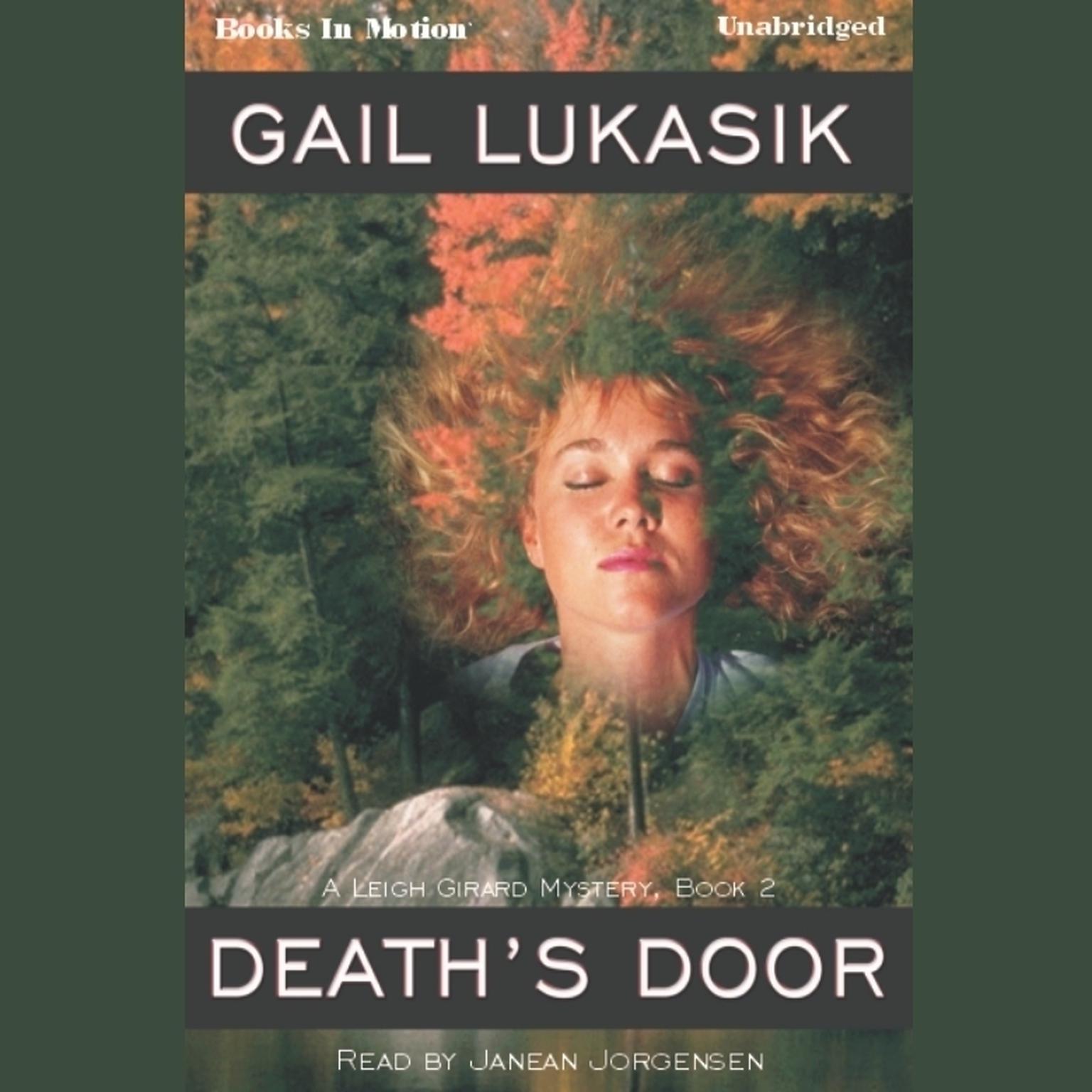 Deaths Door Audiobook, by Gail Lukasik