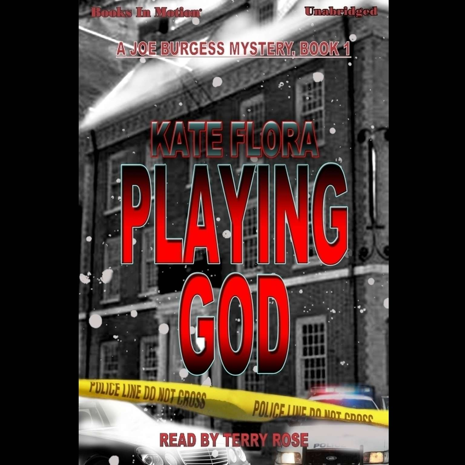 Playing God Audiobook, by Kate Flora