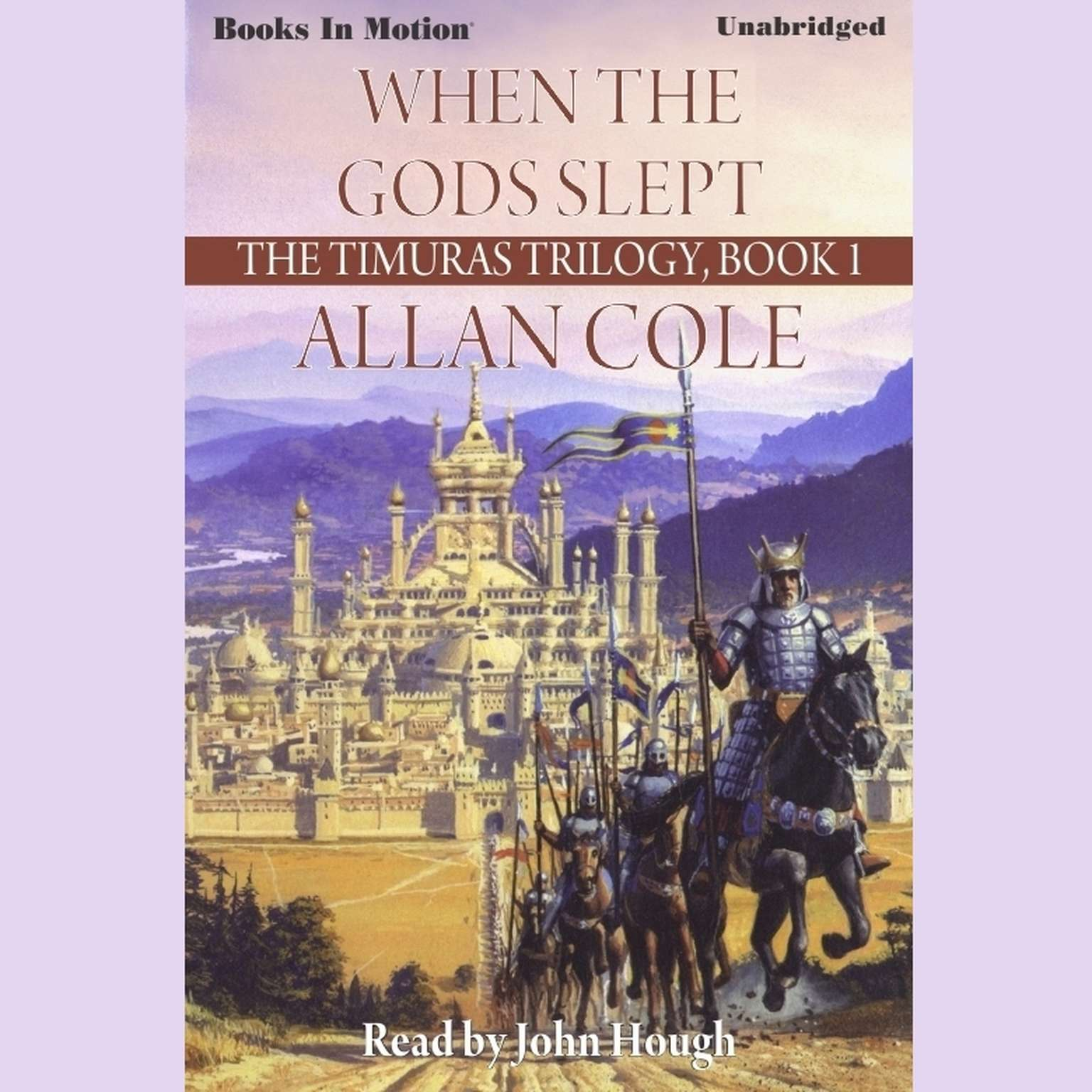When The Gods Slept Audiobook, by Allan Cole