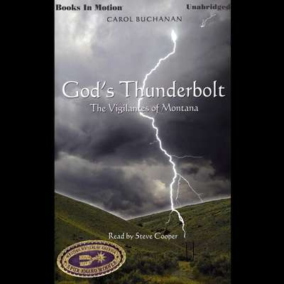 Gods Thunderbolt Audiobook, by Carol Buchanan