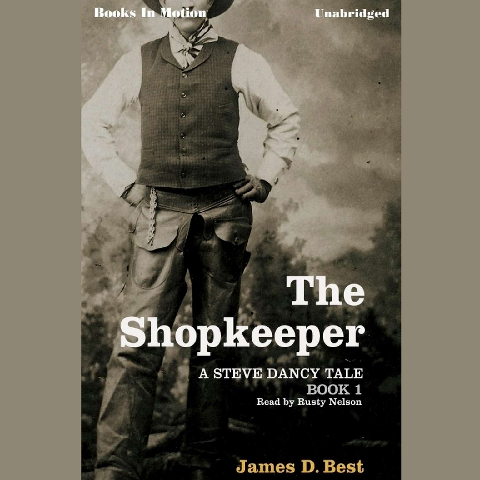 The Shopkeeper Audiobook, by James D. Best