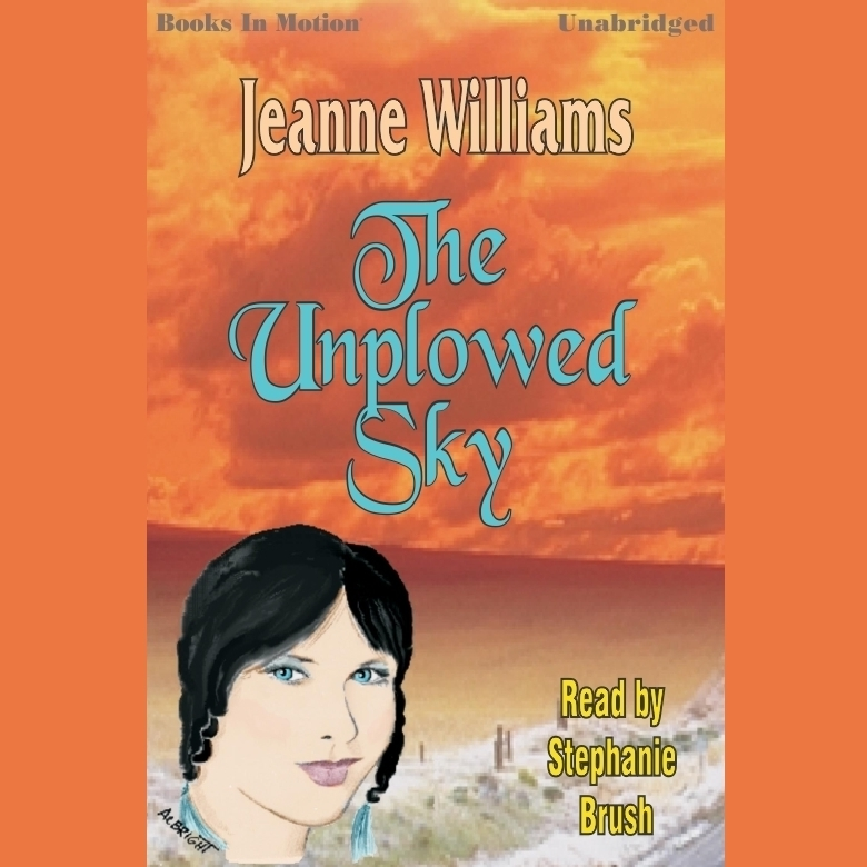 Printable The Unplowed Sky Audiobook Cover Art