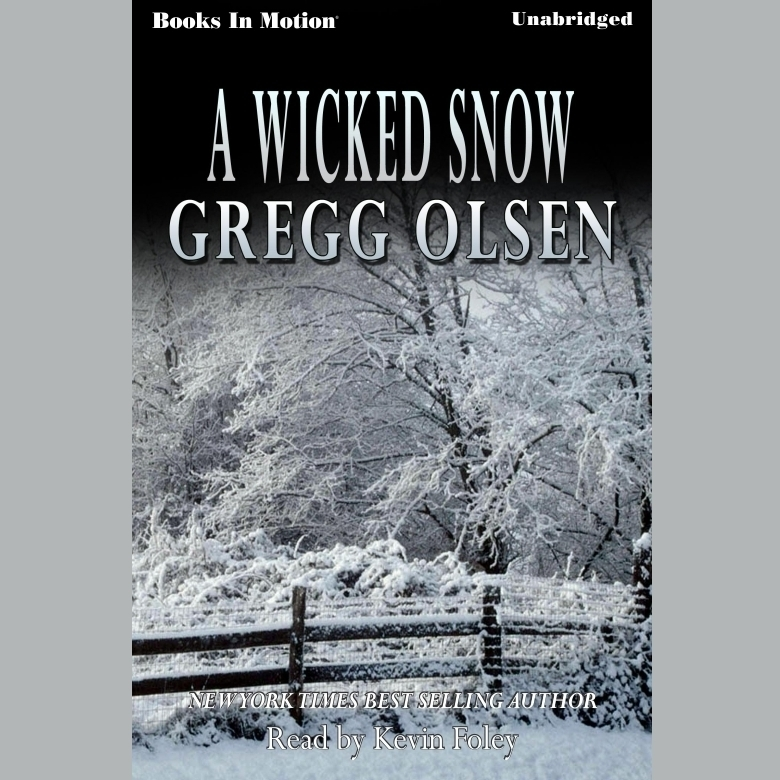 Printable A Wicked Snow Audiobook Cover Art