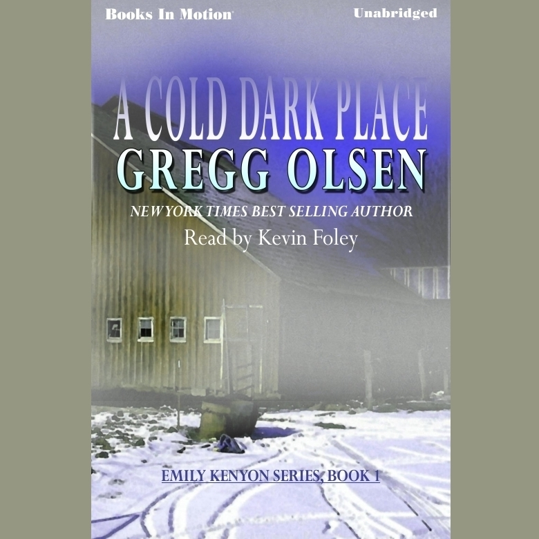 Printable A Cold Dark Place Audiobook Cover Art