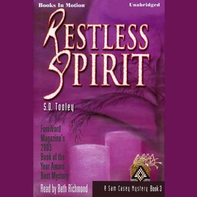 Restless Spirit Audiobook, by S.D. Tooley
