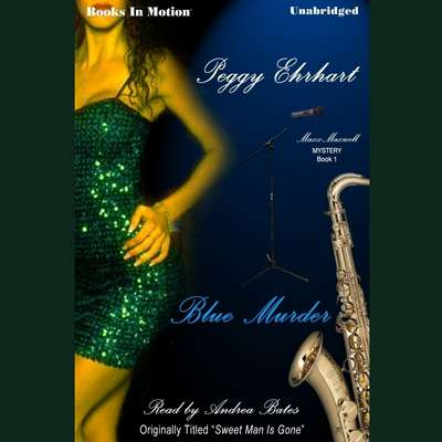 Blue Murder Audiobook, by Peggy Ehrhart
