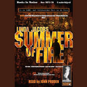 Summer Of Fire Audiobook, by Linda Jacobs
