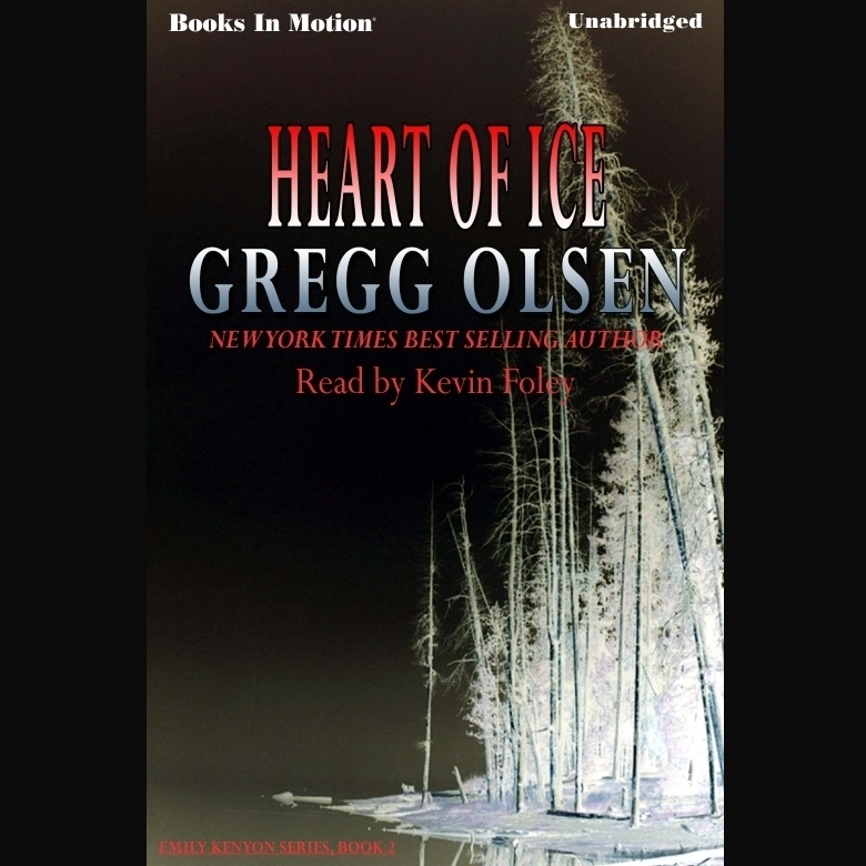 Printable Heart Of Ice Audiobook Cover Art