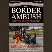 Border Ambush Audiobook, by Melody Groves