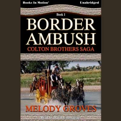 Border Ambush Audiobook, by Melody Groves