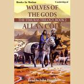 Wolves Of The Gods Audiobook, by Allan Cole