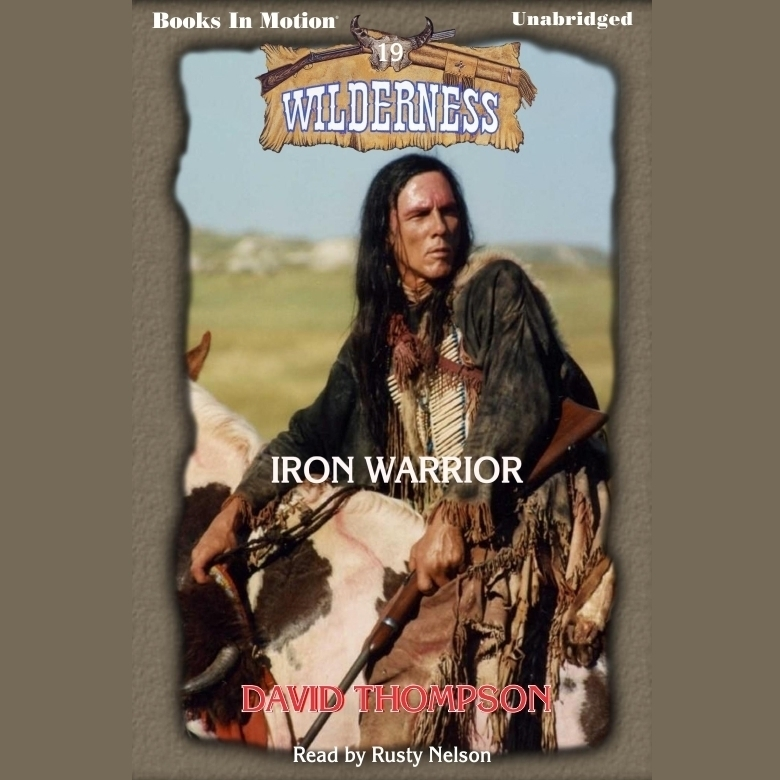 Printable Iron Warrior Audiobook Cover Art