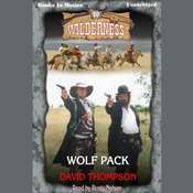 Wolf Pack Audiobook, by David Thompson
