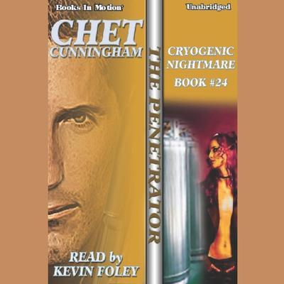Cryogenic Nightmare Audiobook, by Chet Cunningham