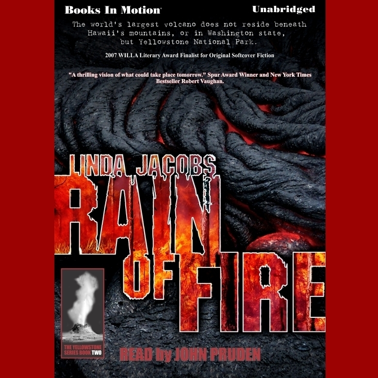 Printable Rain Of Fire Audiobook Cover Art