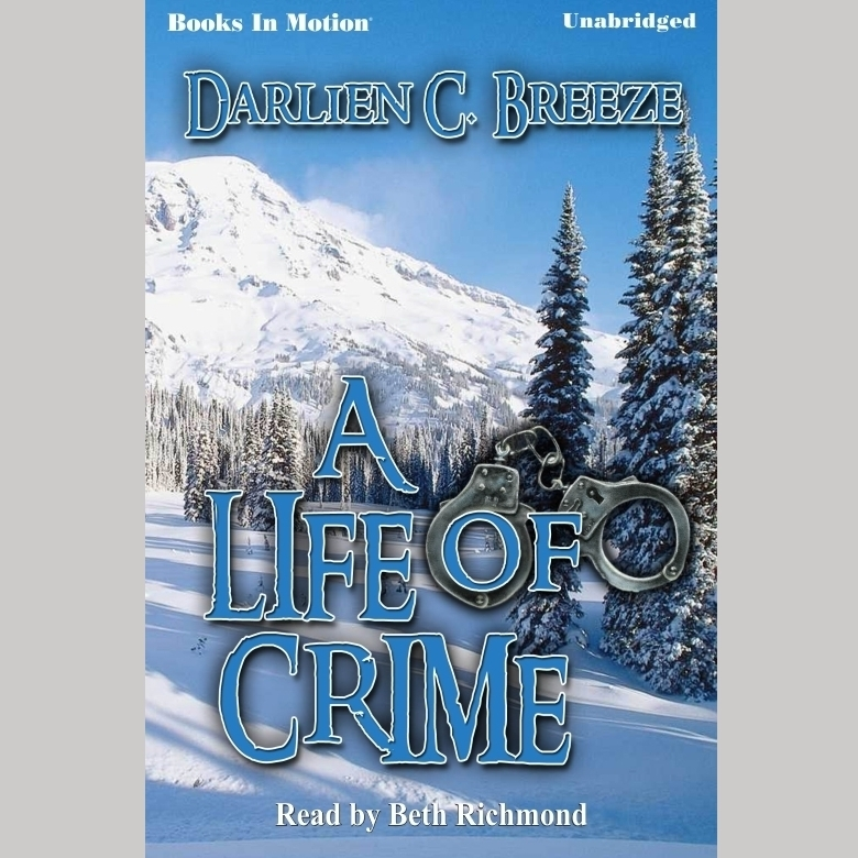 Printable A Life Of Crime Audiobook Cover Art