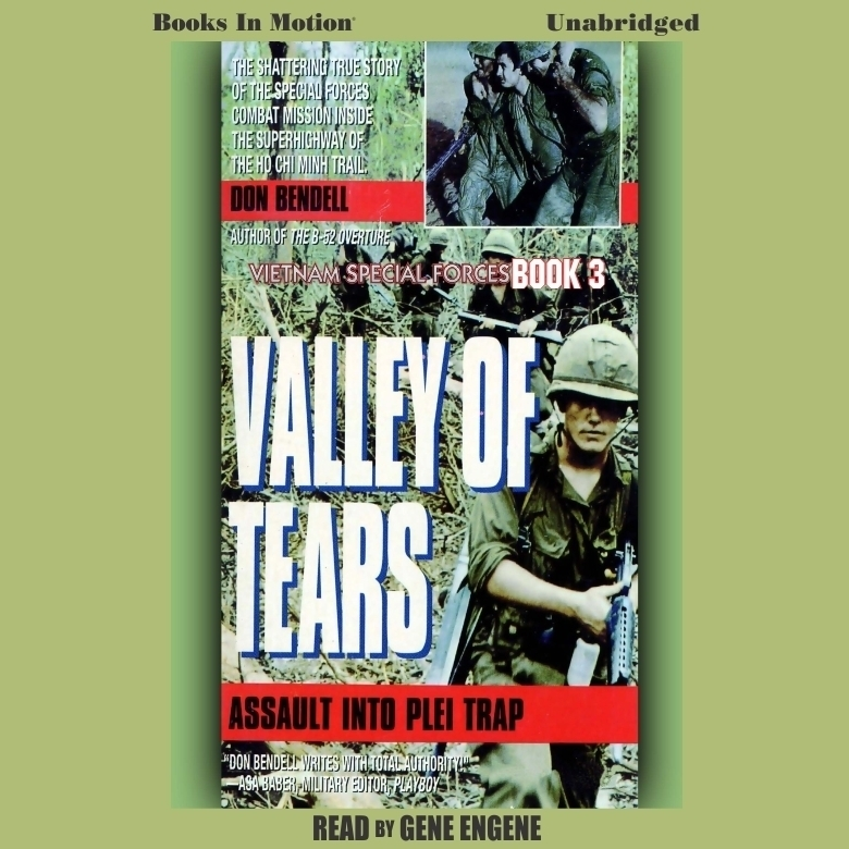 Printable Valley Of Tears Audiobook Cover Art