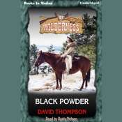 Black Powder Audiobook, by David Thompson