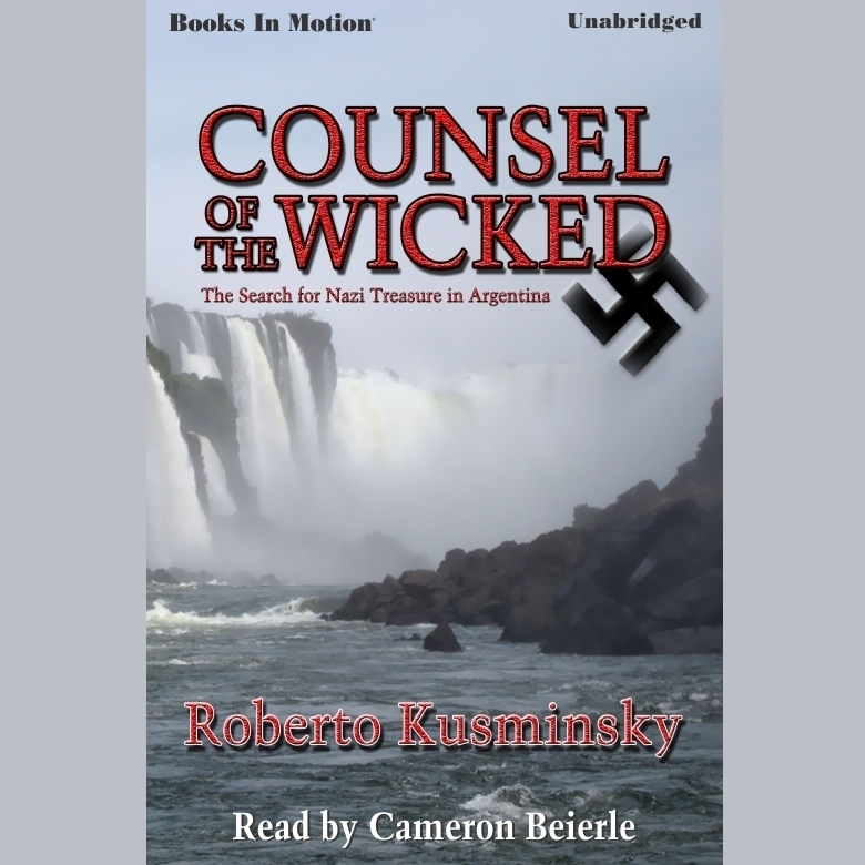 Printable Counsel Of The Wicked Audiobook Cover Art