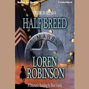 Half Breed Audiobook, by Loren Robinson