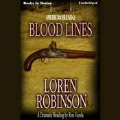 Blood Lines Audiobook, by Loren Robinson