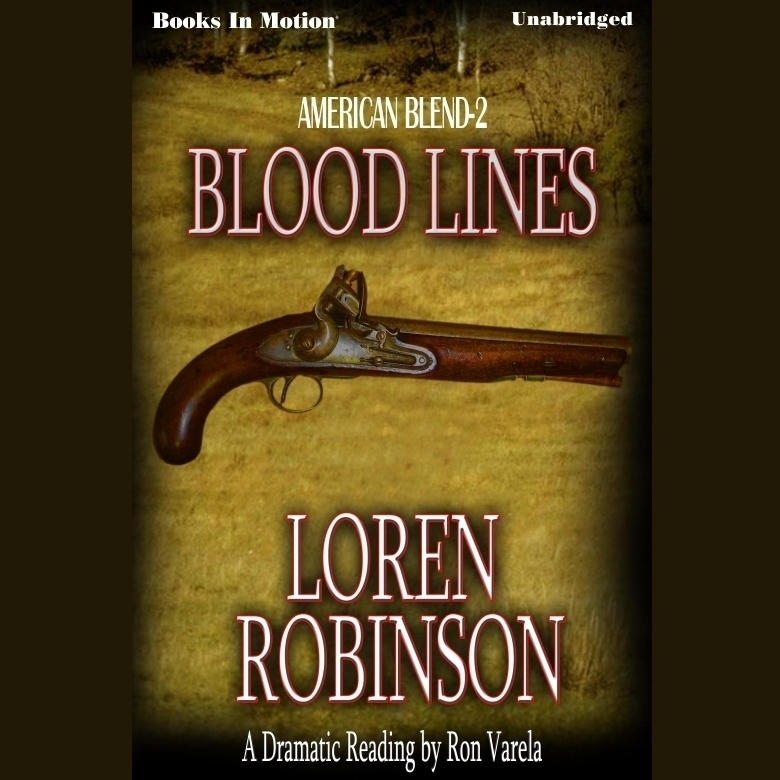 Printable Blood Lines Audiobook Cover Art