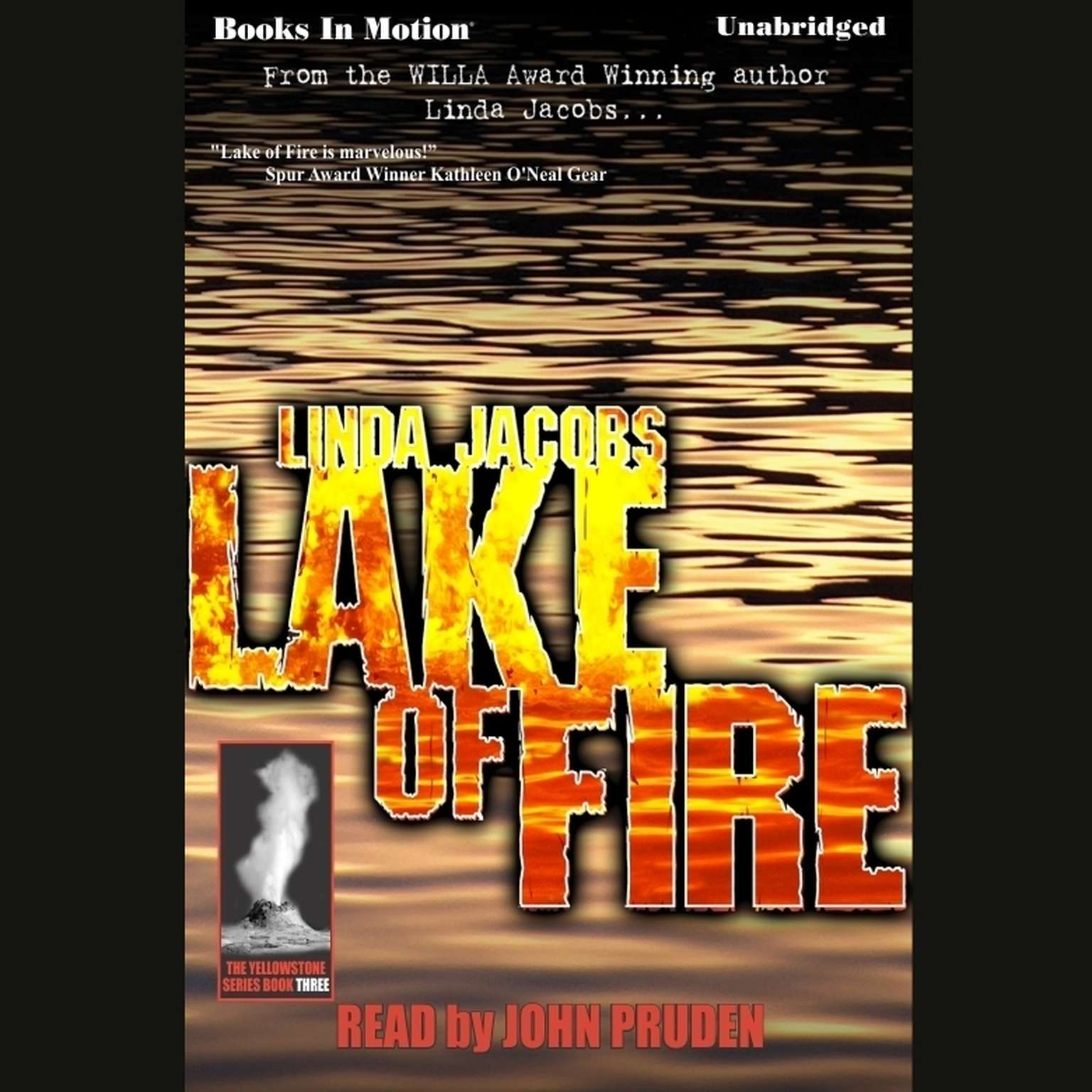 Lake Of Fire Audiobook, by Linda Jacobs