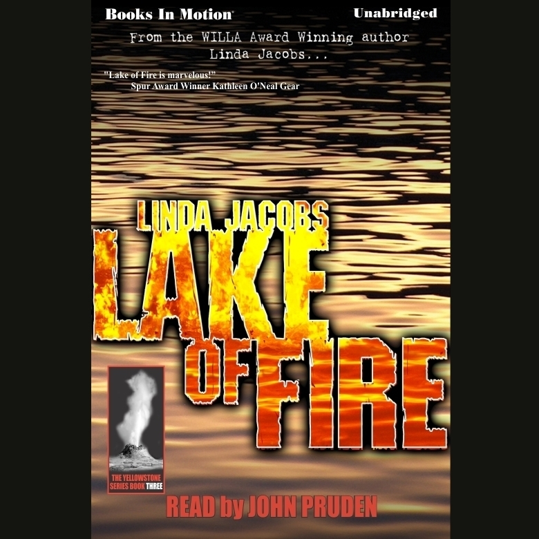 Printable Lake Of Fire Audiobook Cover Art