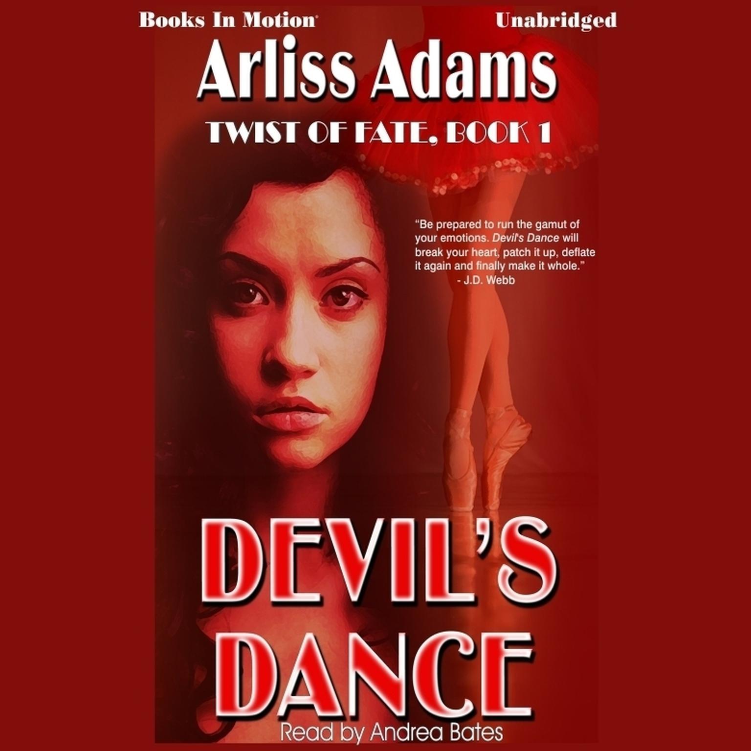Devils Dance Audiobook, by Arliss Adams