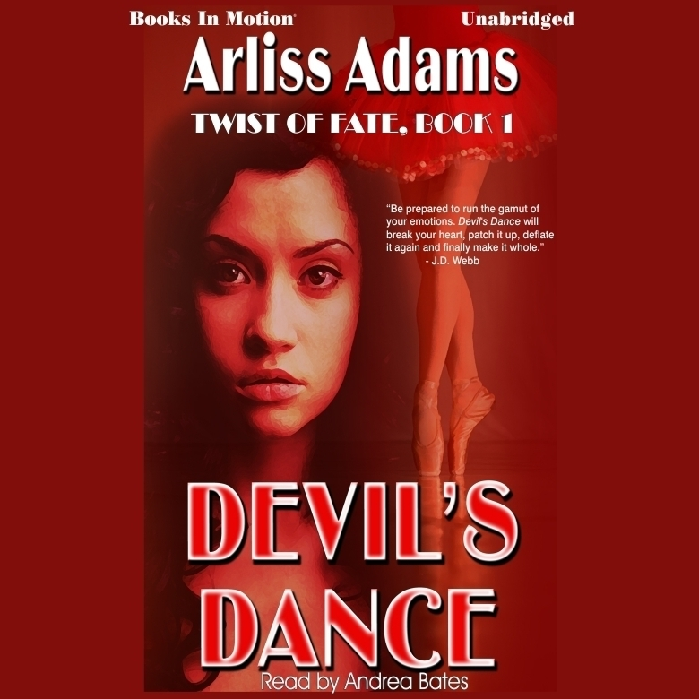 Printable Devil's Dance Audiobook Cover Art