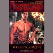 Immortals: The Gathering Audiobook, by Jennifer Ashley