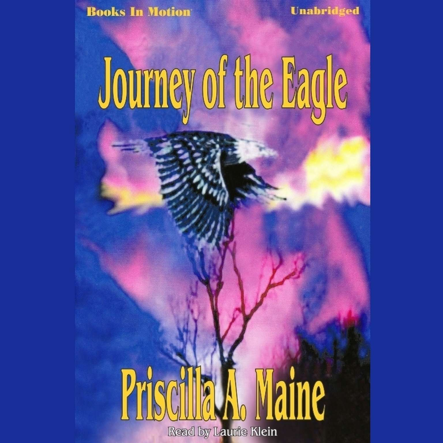 Journey Of The Eagle Audiobook, by Priscilla A. Maine
