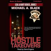 Hostile Takeovers Audiobook, by Michael A. Black