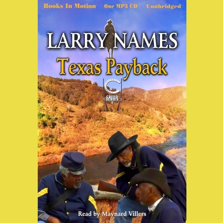 Printable Texas Payback Audiobook Cover Art