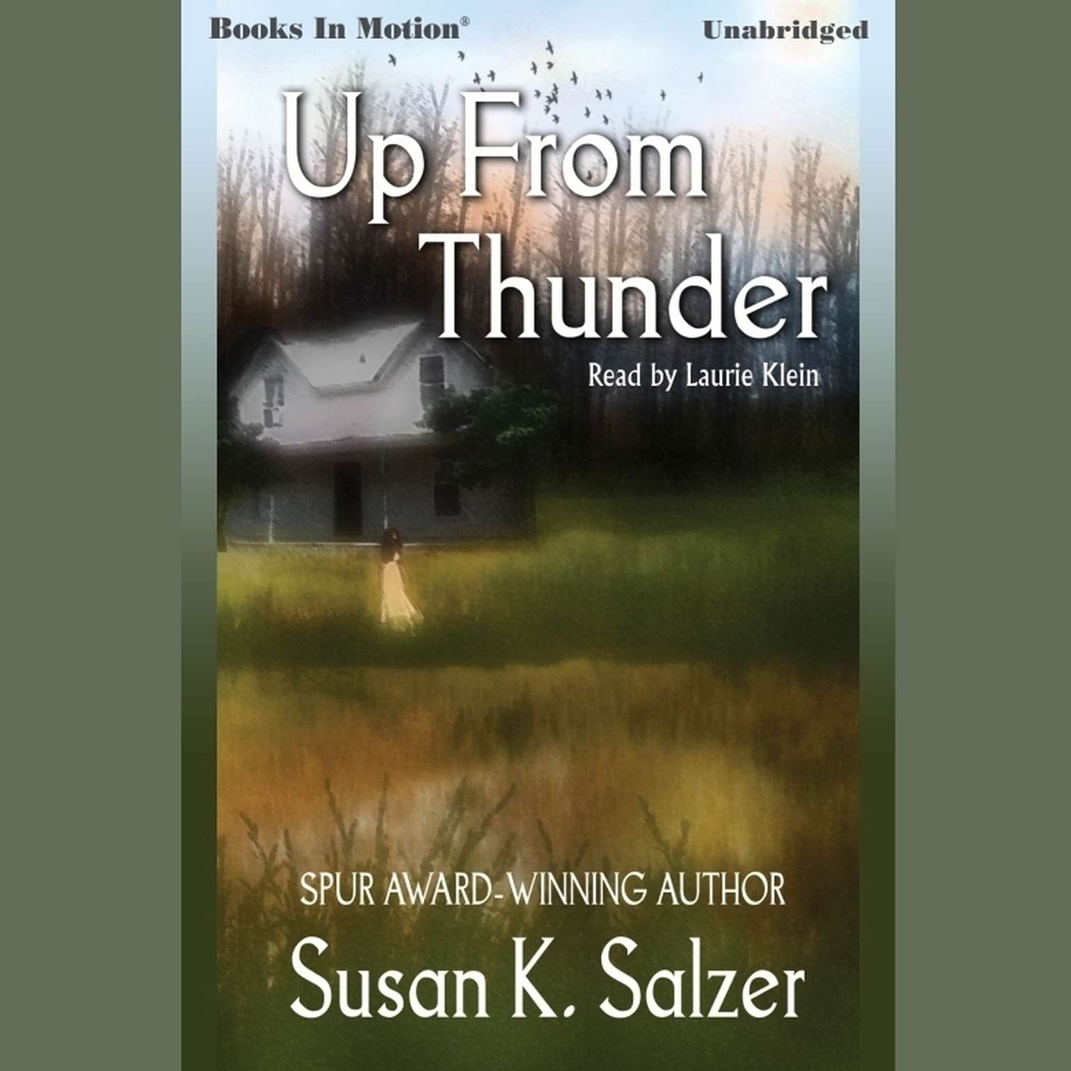 Up From Thunder Audiobook, by Susan K. Salzer