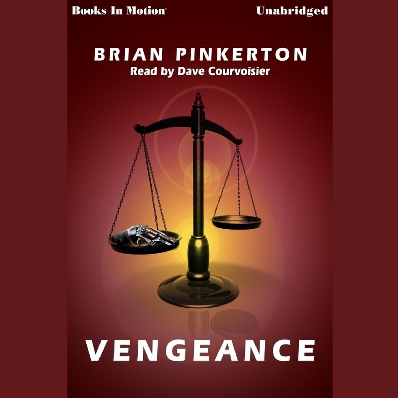 Vengeance Audiobook, by Brian Pinkerton
