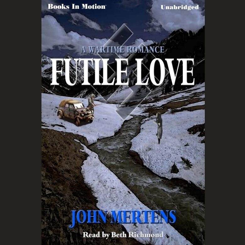 Printable Futile Love Audiobook Cover Art